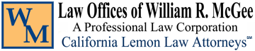 California Lemon Law Attorneys